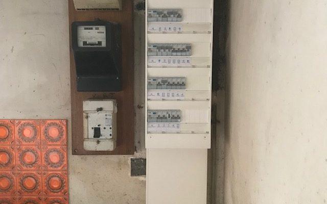 Remise Aux Normes Tableau électrique A Parthenay(79200)