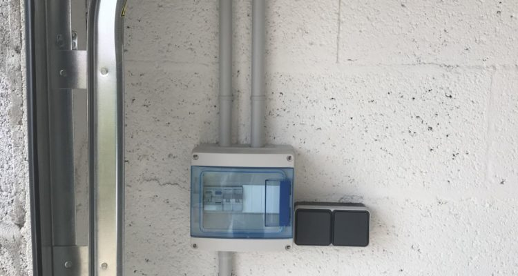 Installation électrique De Garage( Parthenay 79200)