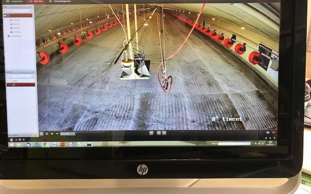 Camera De Vidéosurveillance (Airvault)