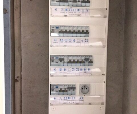 Rénovation électrique D'une Maison(Parthenay 79200)